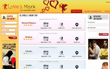 Creare site tematic Love's Mark
