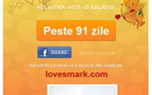"Dezvoltare aplicatie Facebook ""Love"