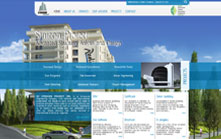 Creare site de prezentare Strucon Project