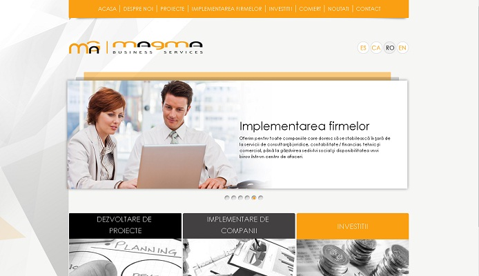 Magma Business Services