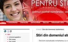 Portal pentrustudenti.ro