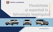 Design Roll-up - Tiriac Leasing