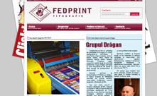Fedprint - web site de servicii