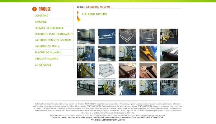 Creare site, umbrire si protectie - Tent Modern - layout site, atelier.jpg