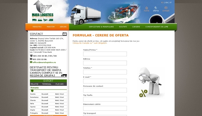 Website prezentare, transport terestru, aerian si naval - Mara Logistics - layout site, cerere oferta.jpg