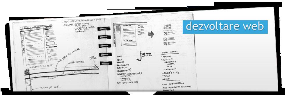 Servicii dezvoltare web