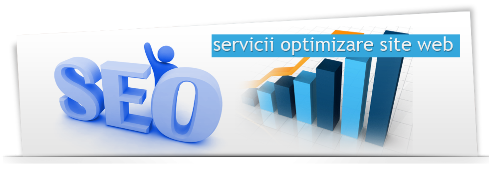 Servicii optimizare site web, marketing si publicitate online