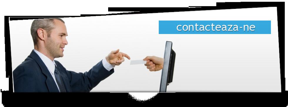 Contact firma de web design