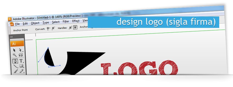 Design logo (sigla firma)